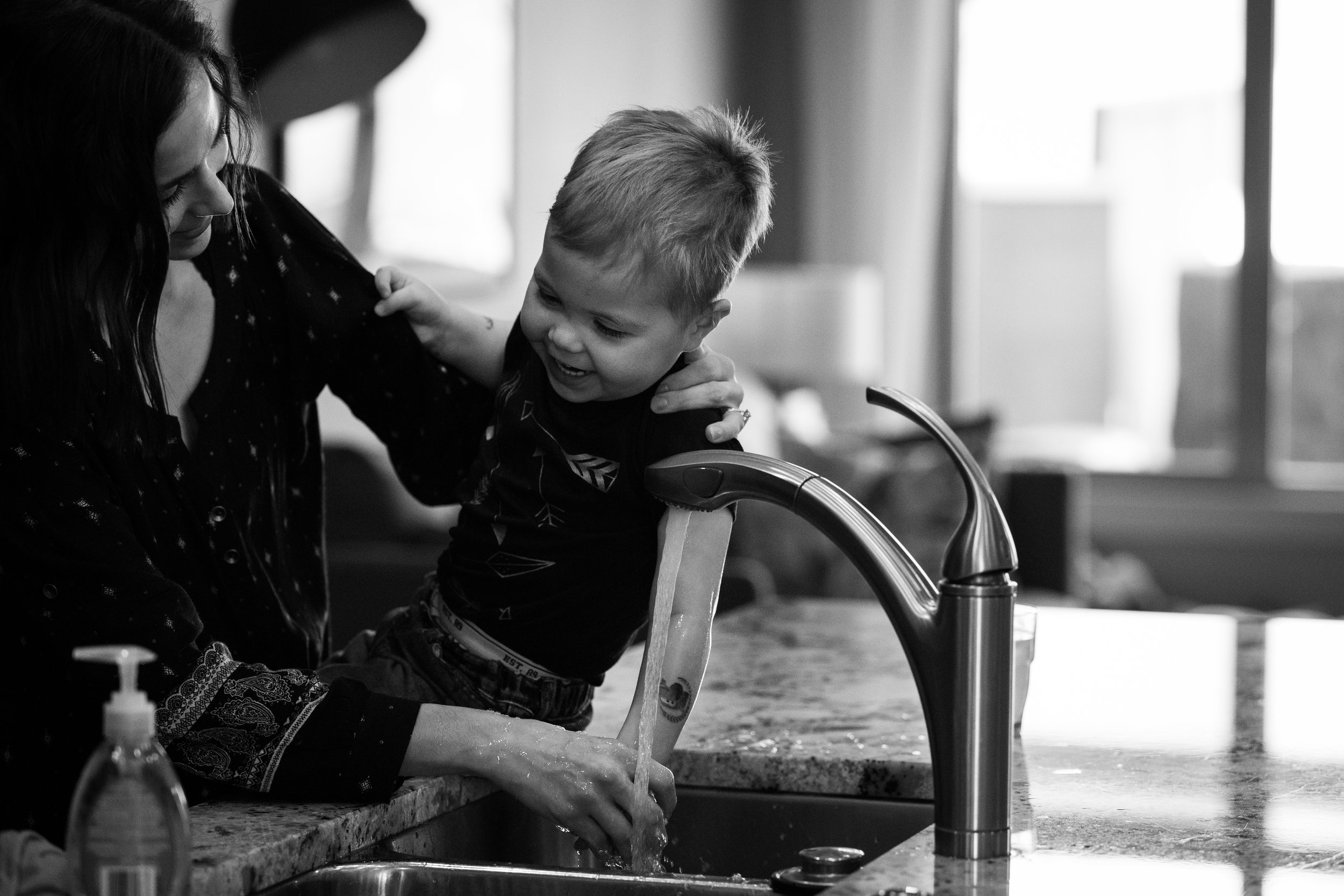 calgary documentary family photos - chelsea