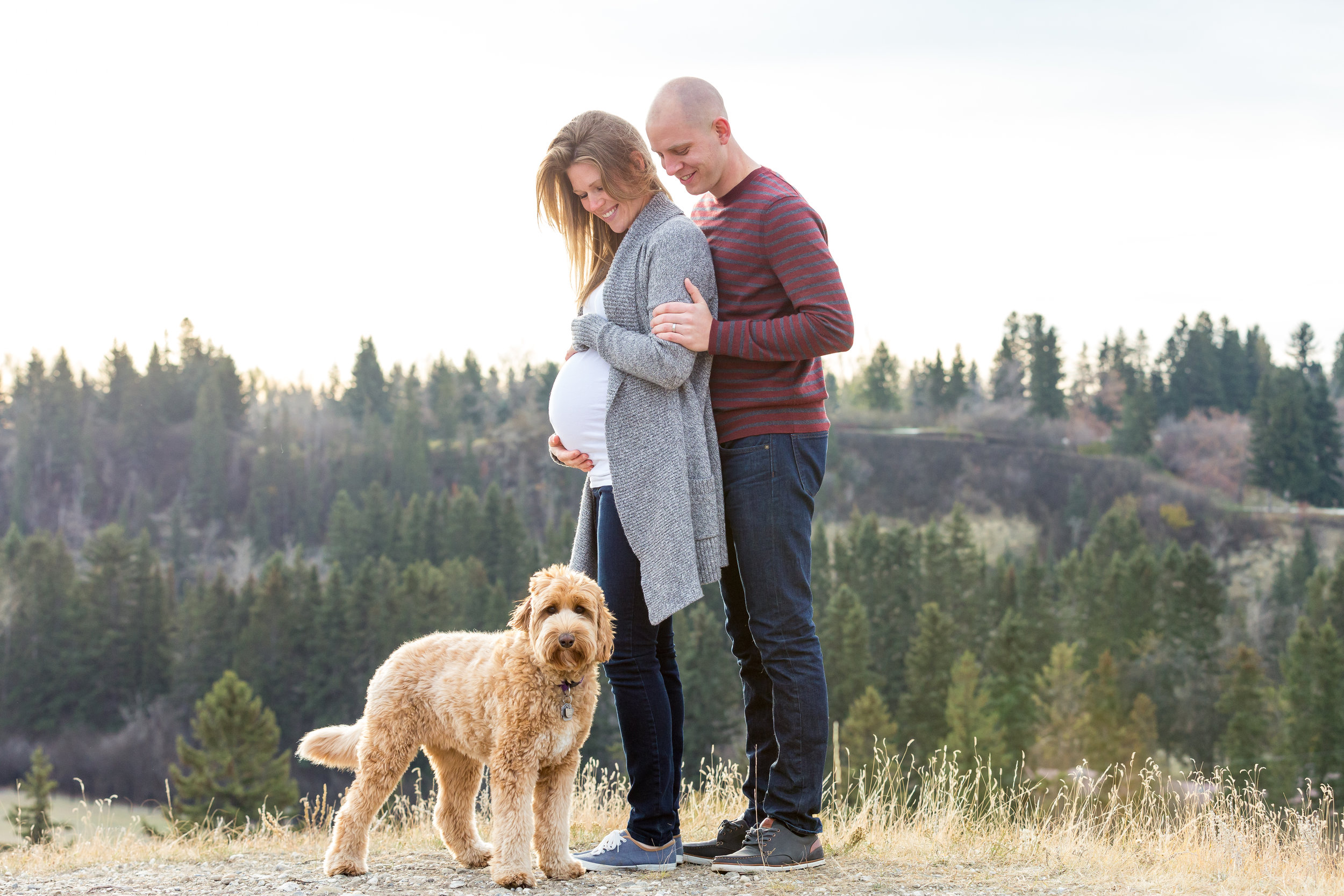 calgary maternity photos 13