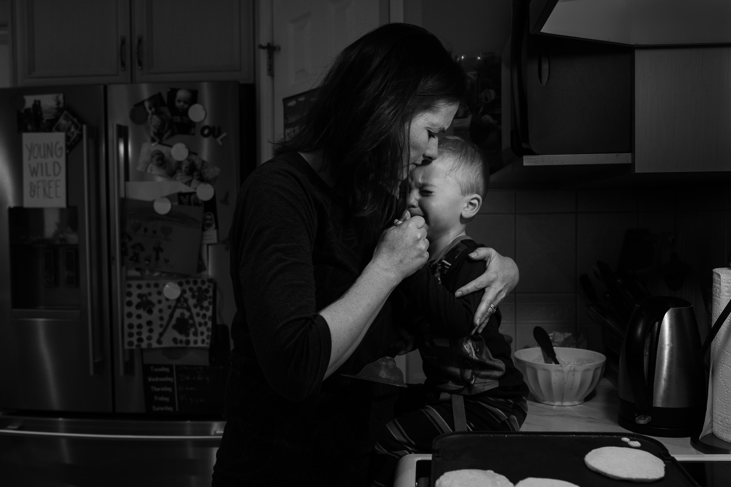 day in the life of a mom sweet embrace