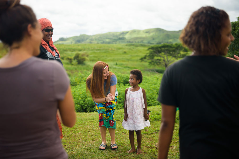 FIJI - GIVE CLEAN WATER - 2015