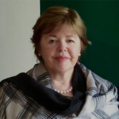 Her Excellency, the Irish Ambassador to Sweden, Ms Dympna Hayes