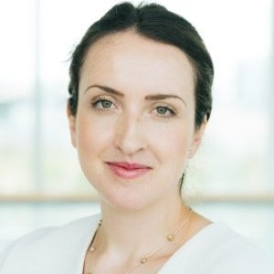 Caitriona O'Connor (Communications)  Extensive experience in B2B marketing & comms (Ericsson, Saab, Skanska). Previous BD experience with startups.