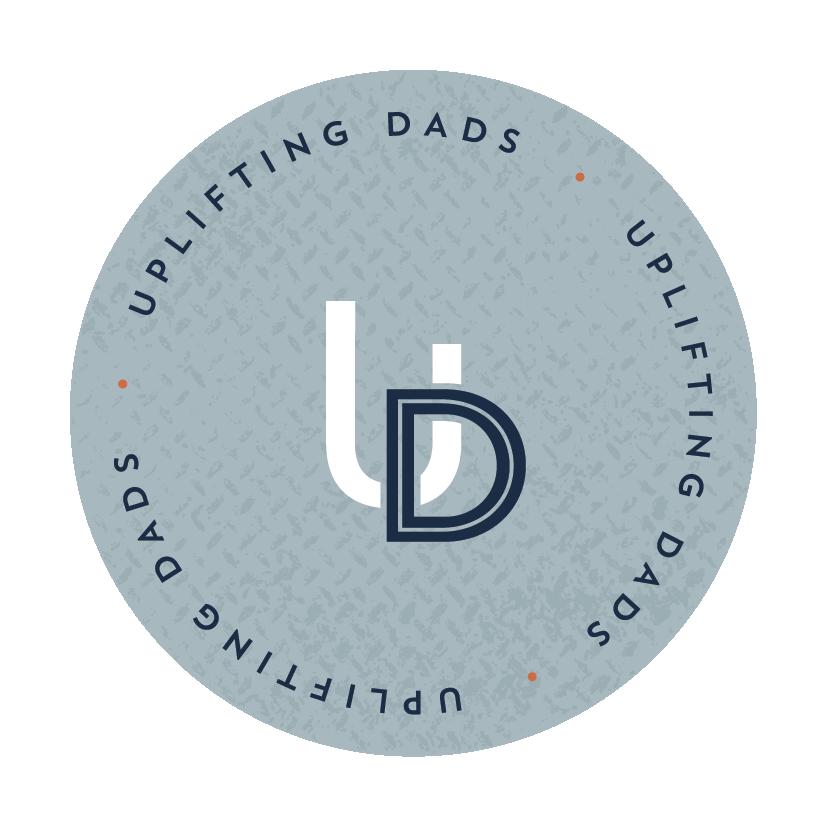 Uplifting Dads Logo  |   Faith-Based Fatherhood Books, Resources and Community