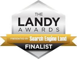 Finalist for 2017 Landy Awards, Best Retail Search Marketing Initiative – SEM