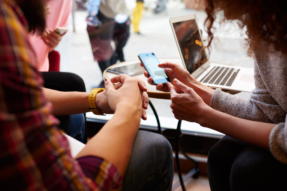 In a Google study, 90% of smartphone users took action after performing a local search. -