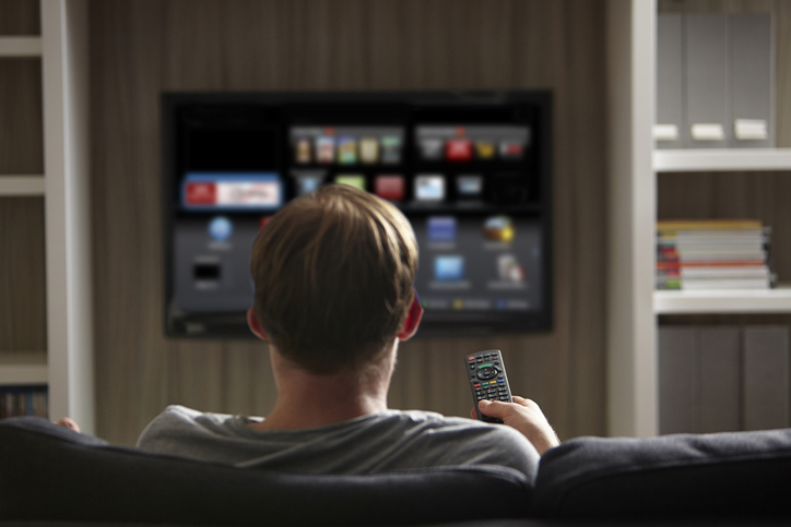 CONNECTED TV - Leverage Connected TV to make a lasting impression on your target audience and drive them down the path of conversion.