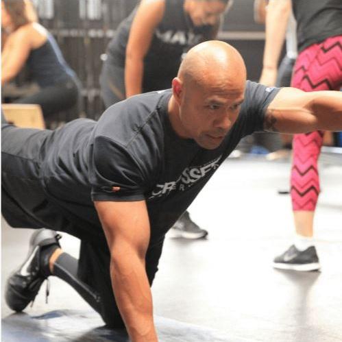 Clifton Uyeno  - Personal Trainer Lynnwood