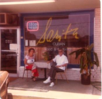 Sarita Cuban Restaurant, 1978