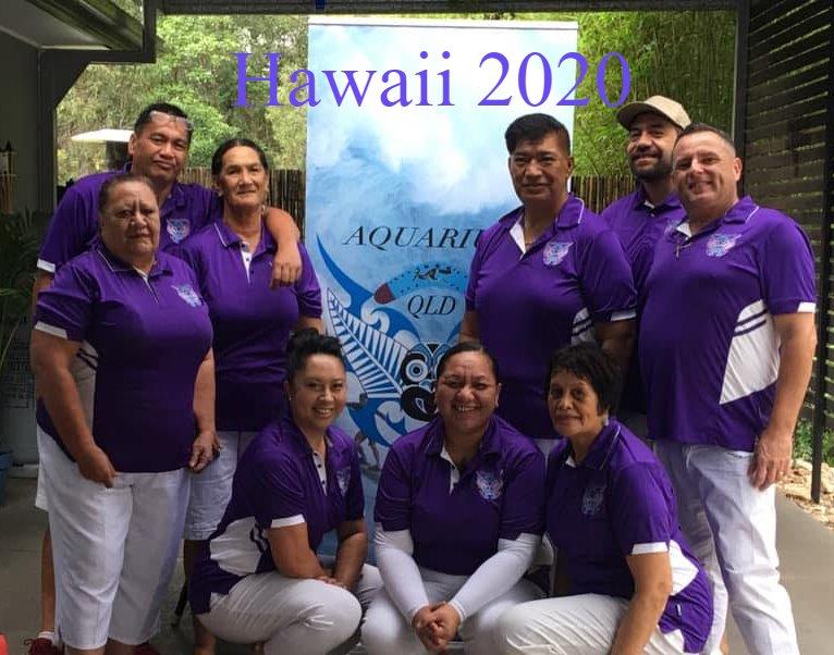 Golden Oldies World Netball Festival, Hawaii 2020