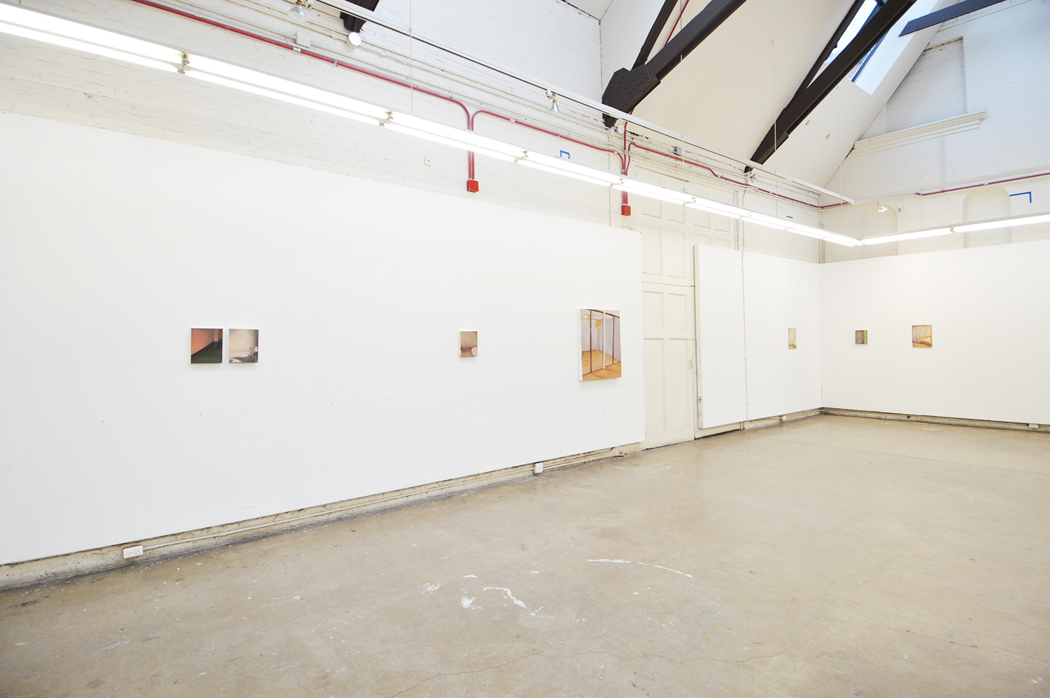 Installation view, Midway Studios