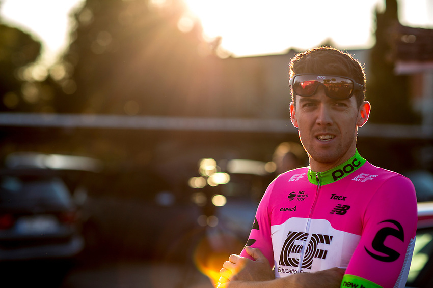 """Tom """"Scud"""" Scully. Photo: EF Education First"""
