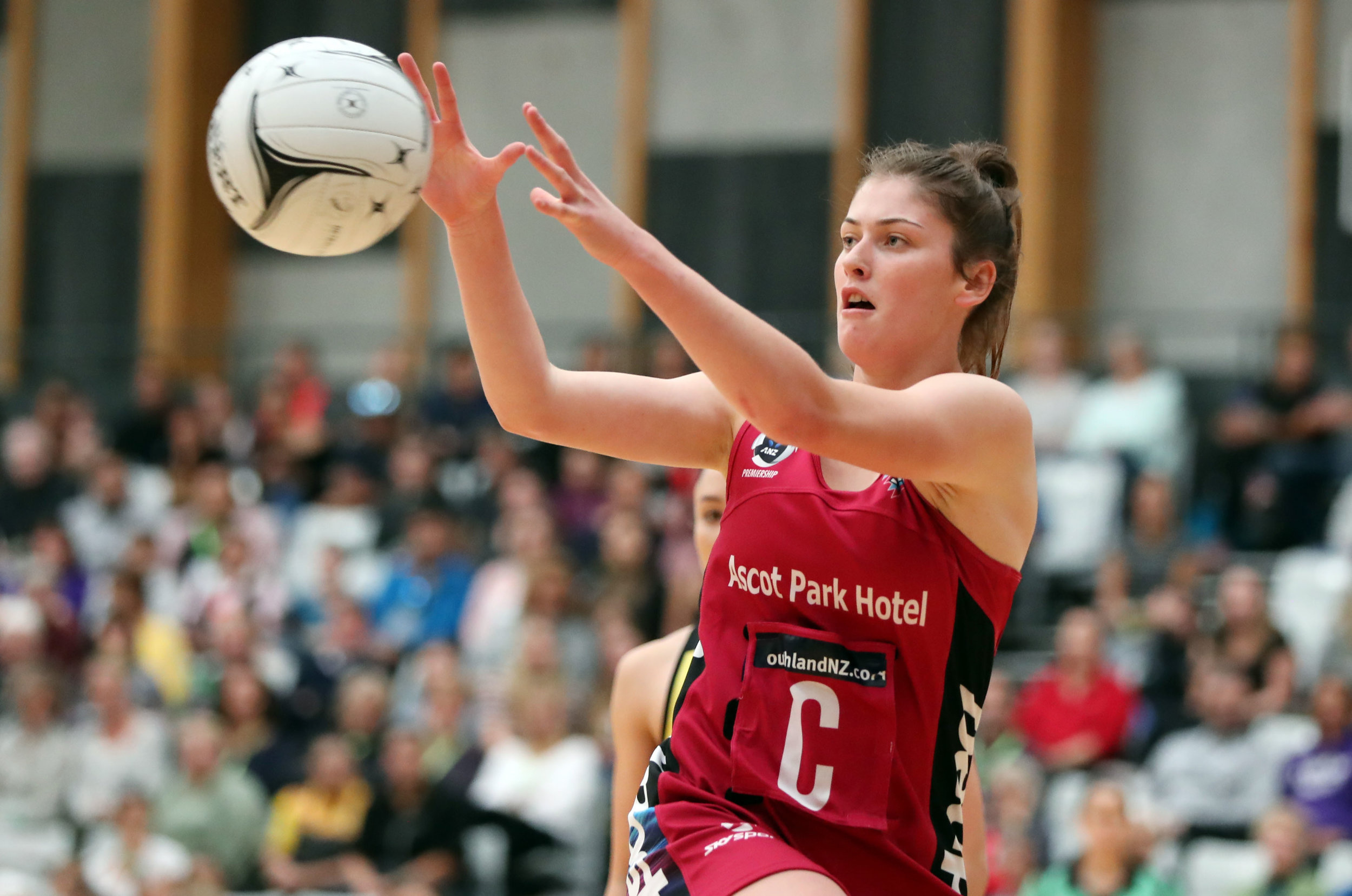 Photo: Kate Heffernan in action for Steel against the Stars. Pic: Dianne Manson/Michael Bradley Photography