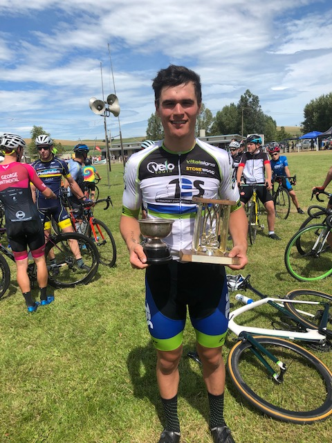 Photo: A winner at the Browns Sports Day. Pic: Cycling Southland