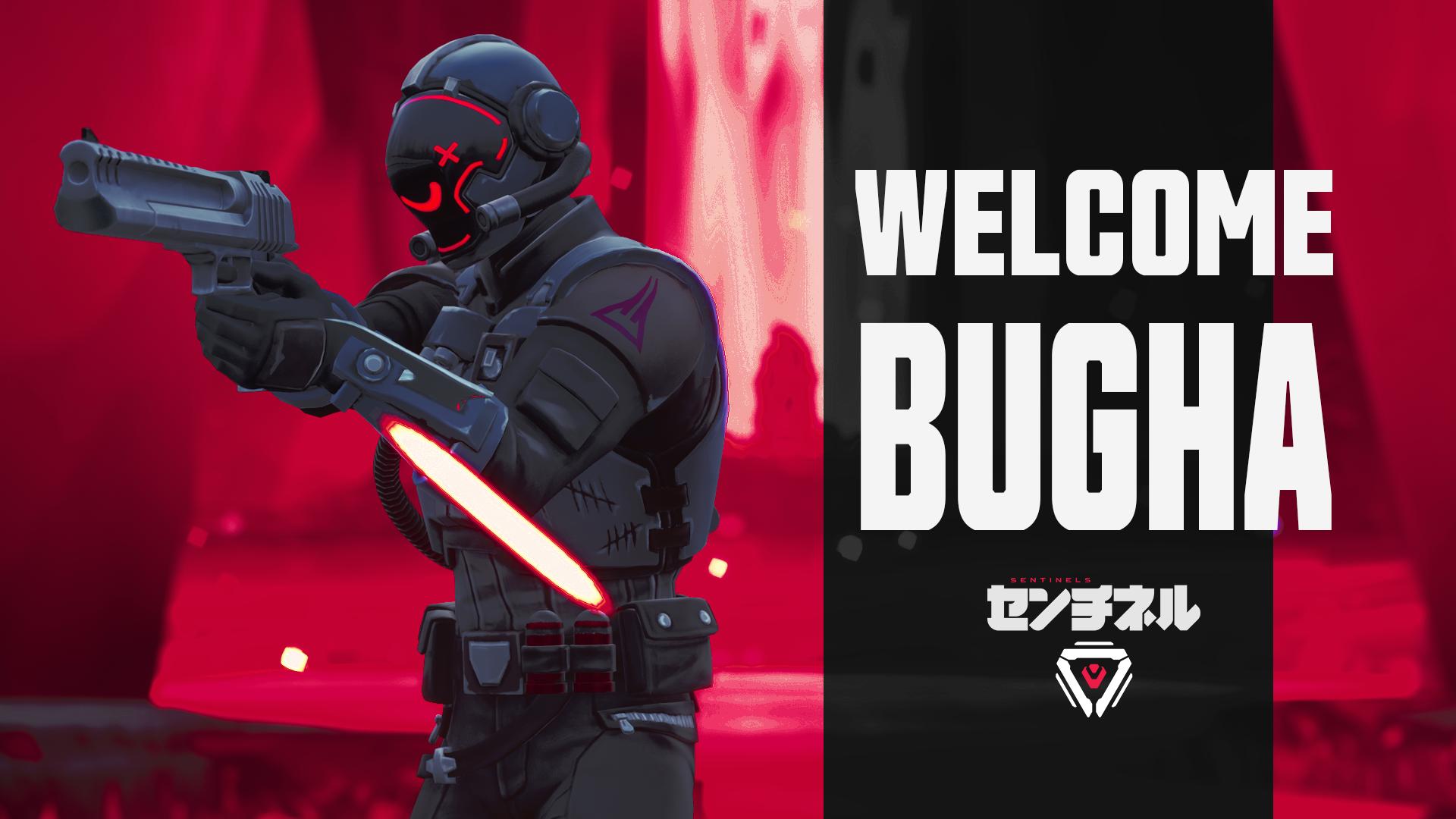 Welcome Bugha