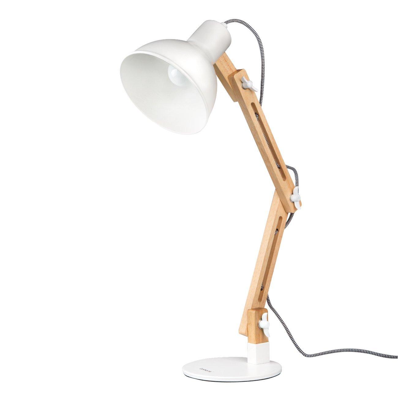 Tomons Wood Lamp