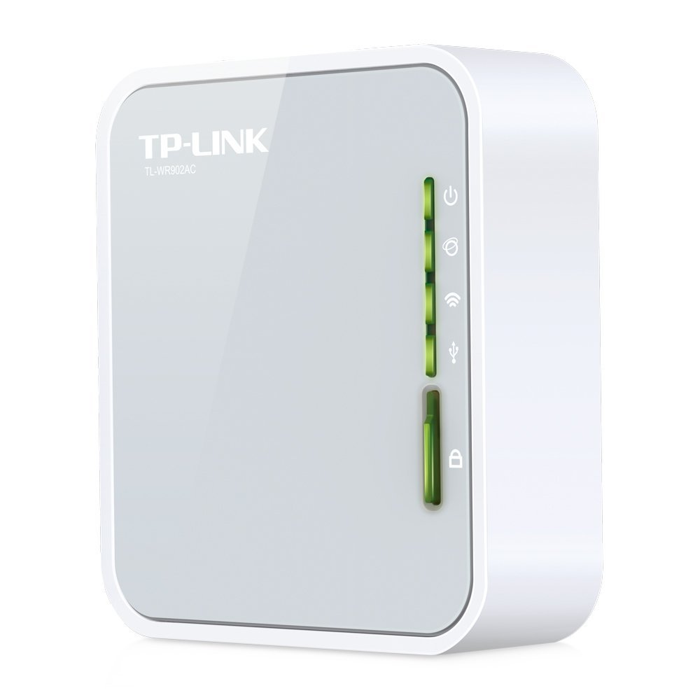 TP-Link AC750 Wireless Wi-Fi Travel Router