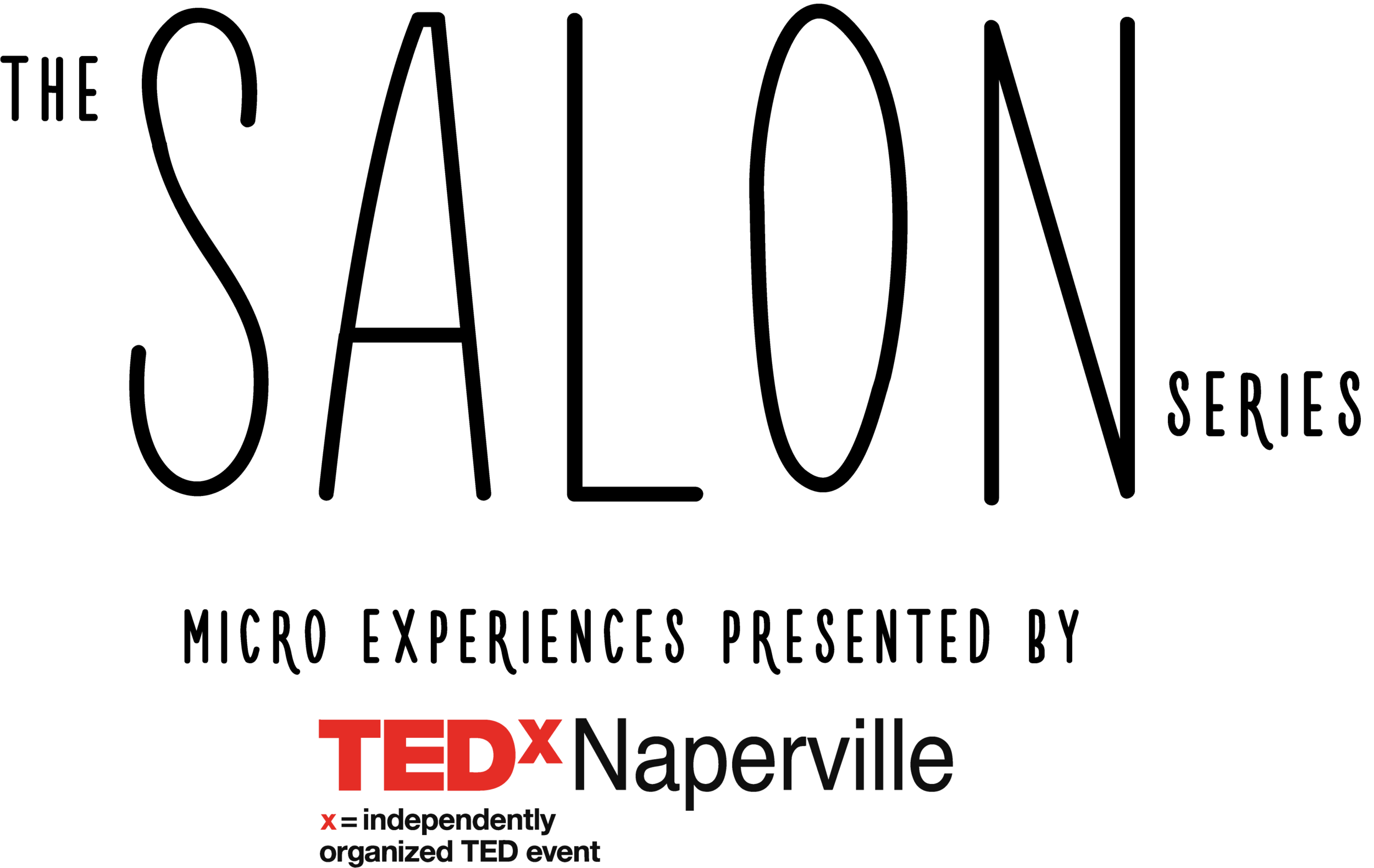 TEDxNaperville Salon Logo