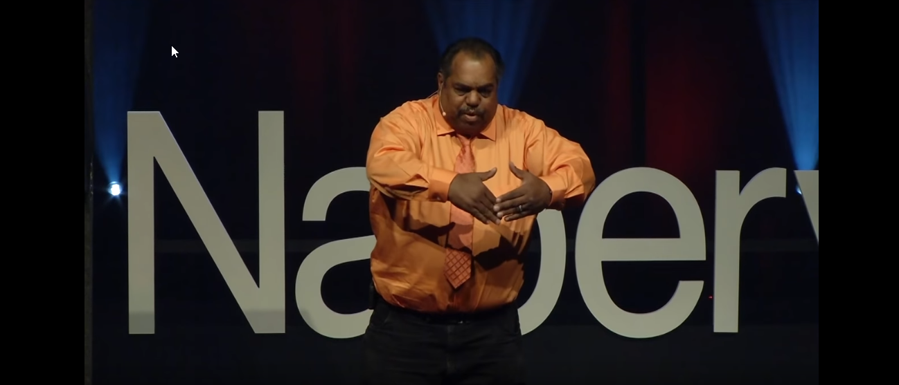Daryl Davis' awe-inspiring   TEDxNaperville talk  on confronting racism, which has more than 4 million views.