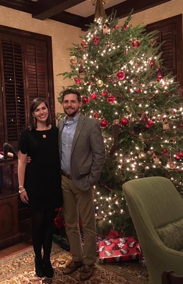 A Christmas getaway to the Old Edwards!