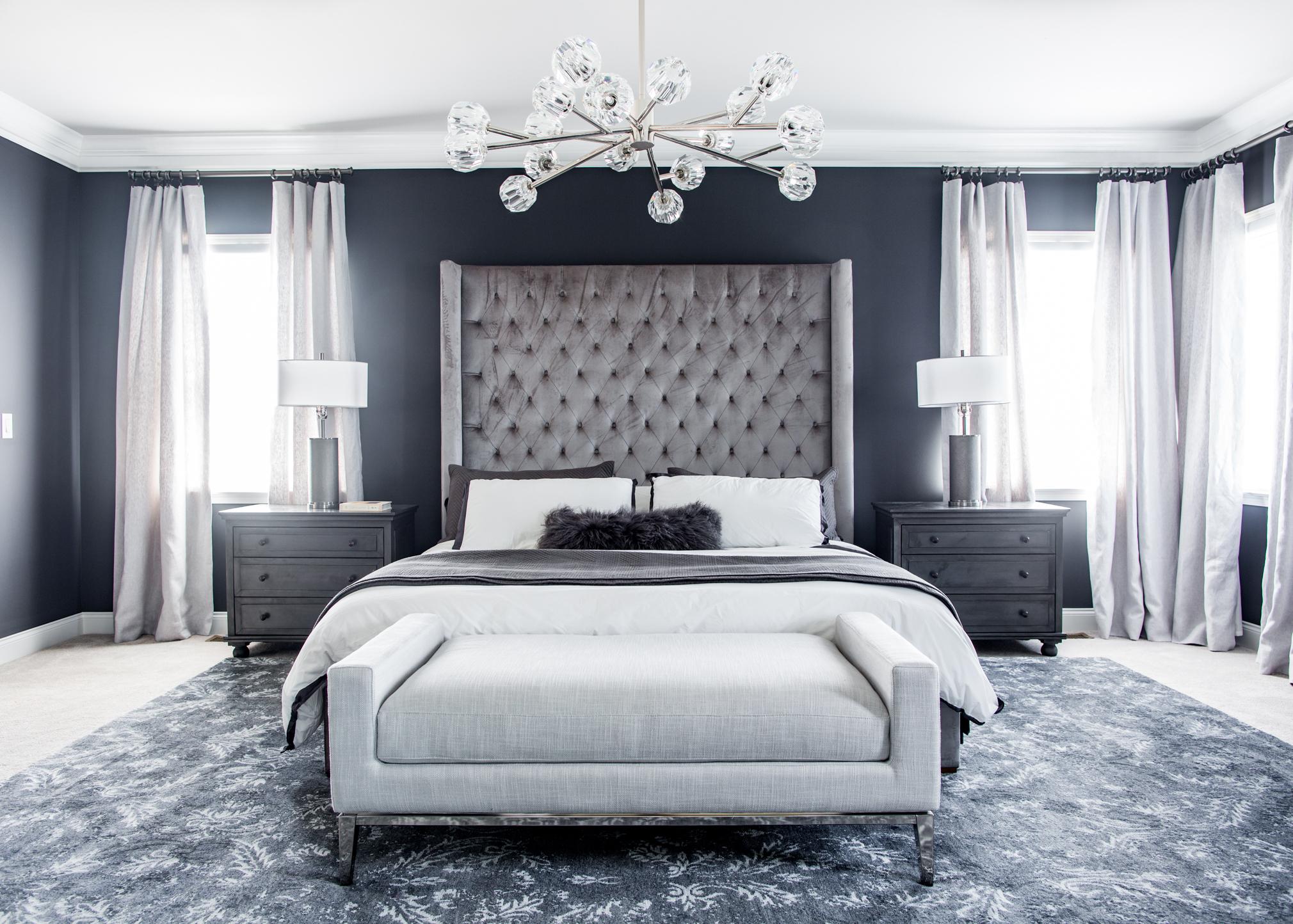 interior design master bedroom