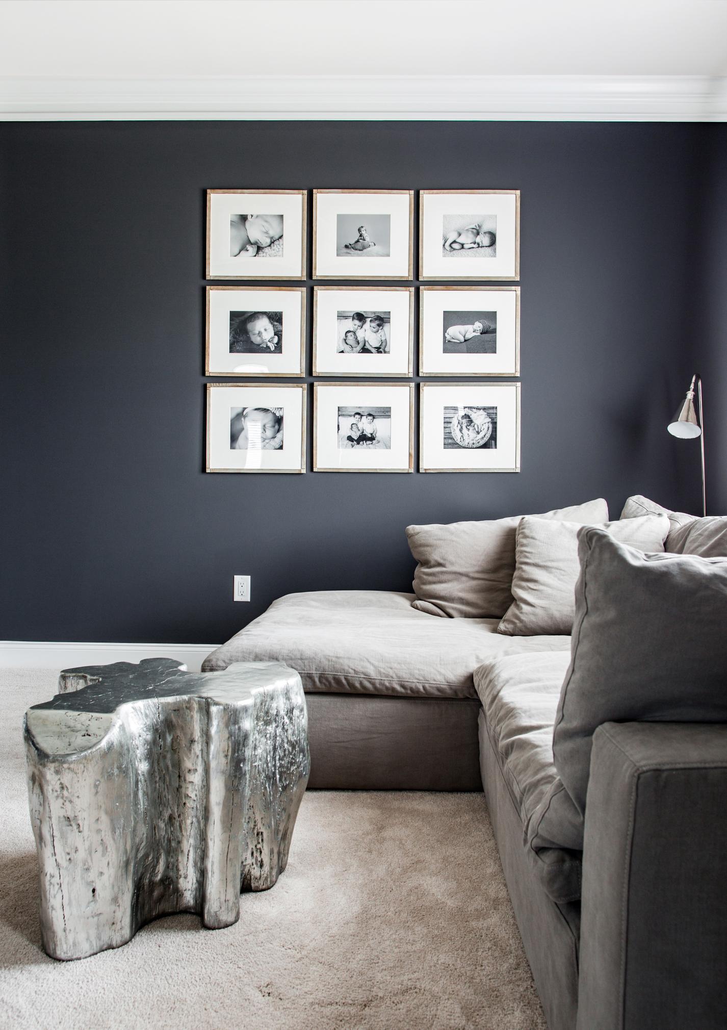 photo grid interior design
