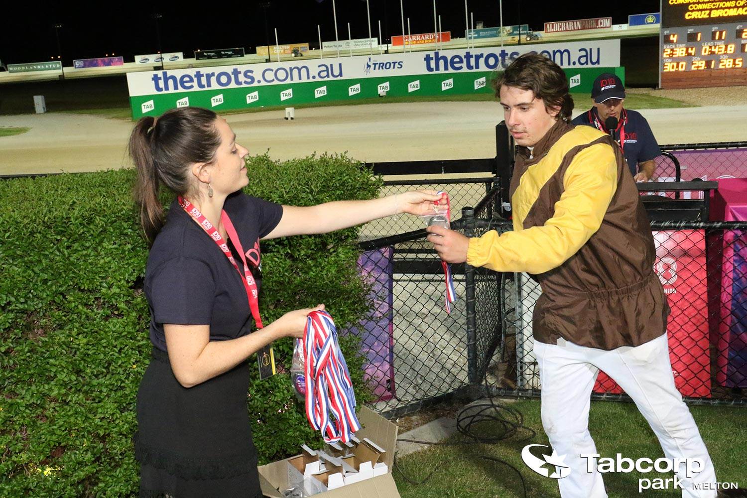 Gannon's Ponty Trots ID18 Night 1 participants and winners