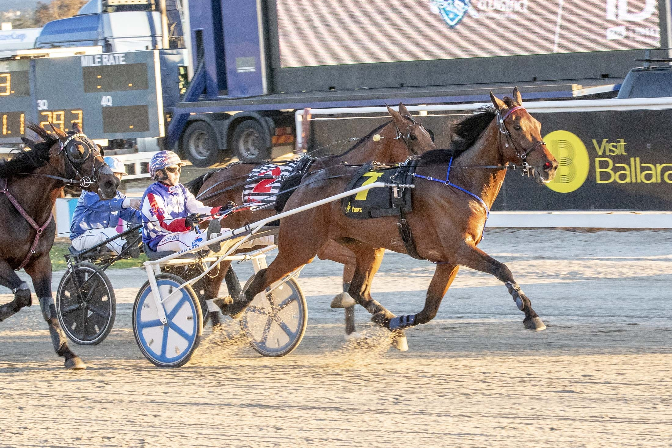 Tornado Valley, TAB Inter Dominion Trotting Championship 2nd Rd Qualifying Heat 2 Winner