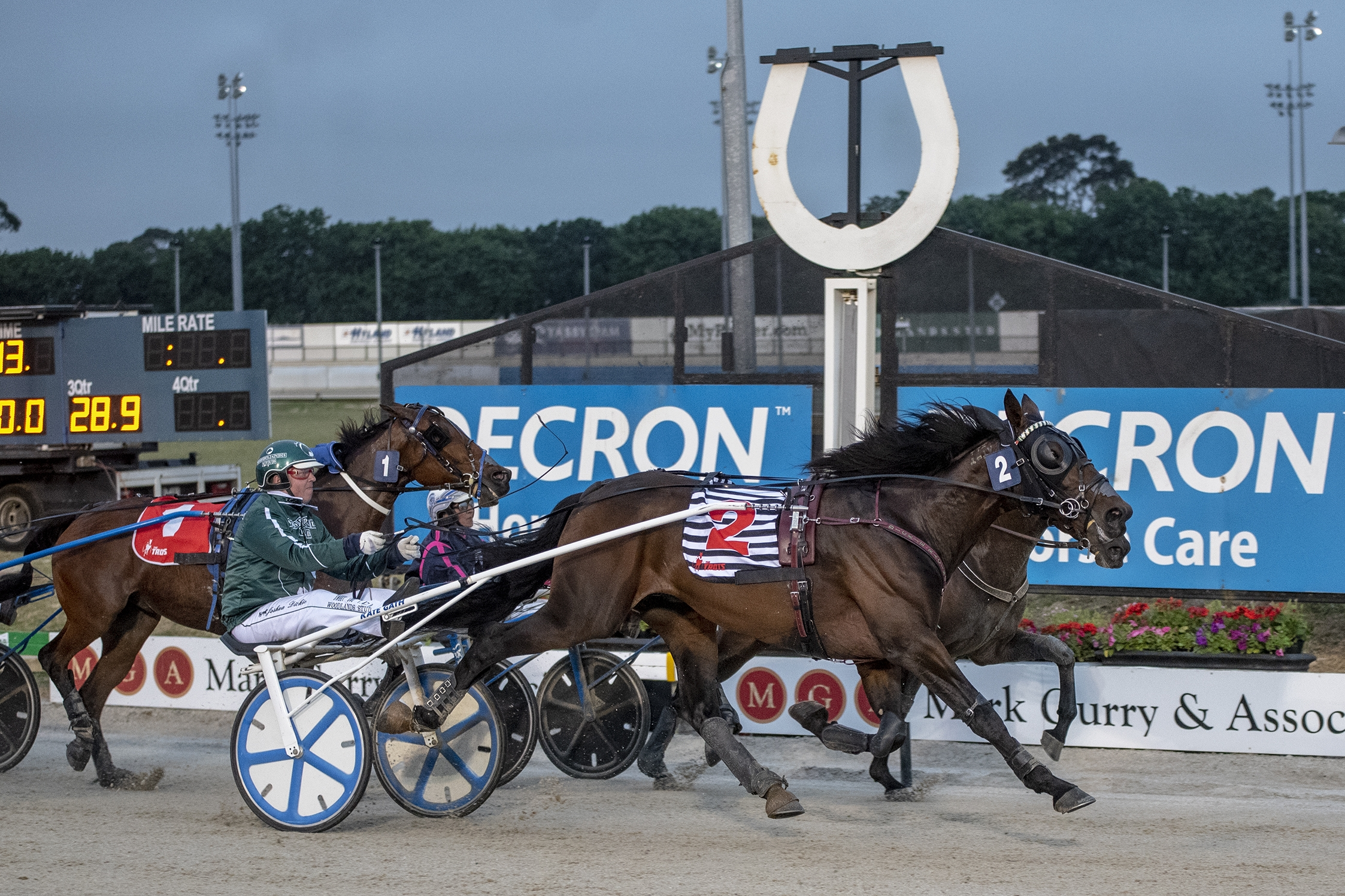 Speeding Spur, TAB Inter Dominion Trotting Championship 3rd Round Heat 2 Winner 1