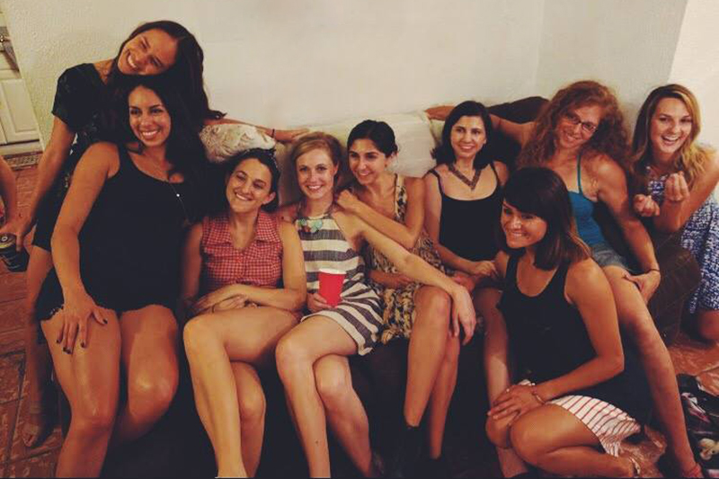 The female Austinite's guide to making quality friends -