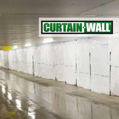 Containment & False Walls - Curtain-Wall - Primaverde