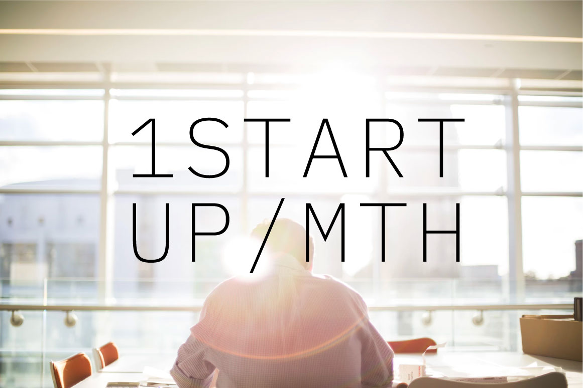 One Startup A Month Incubation Program