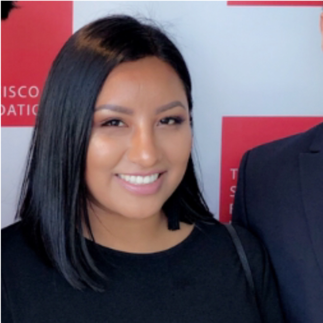 Diana Luis , sales and marketing coordinator at State Farm. She immigrated from Oaxaca, Mexico to California at age 3 with my siblings and parents. She grew up in East Palo Alto. Her first job was at EPA CAN DO (a housing development organization in East Palo Alto) where she discovered my passion for community. She got her insurance agent license in 2007 and started her career in sales and marketing for insurance companies  Diana decided to join the board in 2013 because she had a strong desire to be deeper involved with creating positive change in my community. Growing up in East Palo Alto she experienced firsthand that our Hispanic community in particular had inadequate representation, lack of resources, services and access to healthcare. She felt joining Nuestra Casa was a perfect fit because it tackled all of these issues.  She strives to serve as a consistent and evolving role model for my 10 year old daughter and through action pass along the desire to serve others.