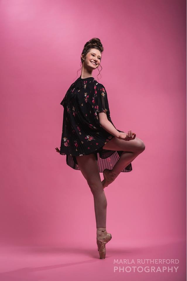 Everette Larson for Colorado Ballet Marla Rutherford Photography