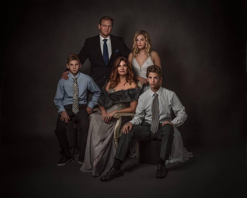Judd Family Barbara MacFerrin Photography