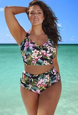 Swim Sexy The Idol Luau Bikini   $54.60