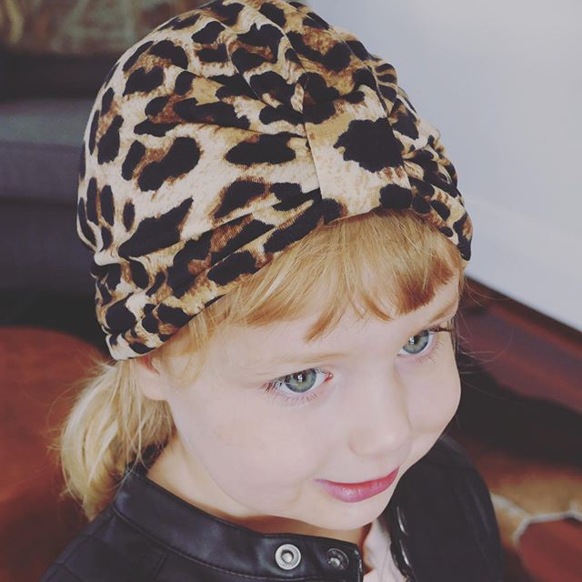Let the little ones also enjoy the print of the season with Emmersen's Children's Leopard Print Hat $9.95. Click link in bio to shop now. . . #childrenswinterfashion #littlegirlswinterhat #kidswinterfashion #kidsfashionaccessories #kidshats