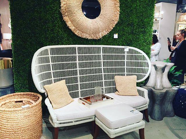 Collecting my thoughts from a wonderful week at #hpmkt #endlessinspiration . . . . #interiorstyle  #designlovers #designinspiration #interiors #instadesign #instastyle #homedecor #homedesign #maritimeinteriordesign #decorating #inspiration #residential #thisishowwedoit #northcarolina #customdesign #furniture #roomoftheday #interiordesigner #interiordesignerslife #designervoicehpmkt #designervoice #wilmingtonnc #dailygrind #interiordesignersofinsta #highpoint #interiorinstagram #hpmkt2018 #luxurydesign