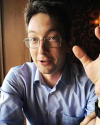Steve Brunton, PhD