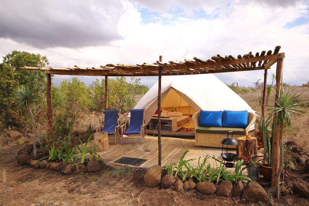Most affordable luxury camps in Kenya.