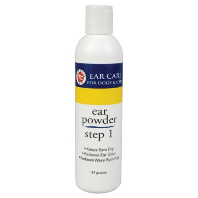 Miracle care ear powder