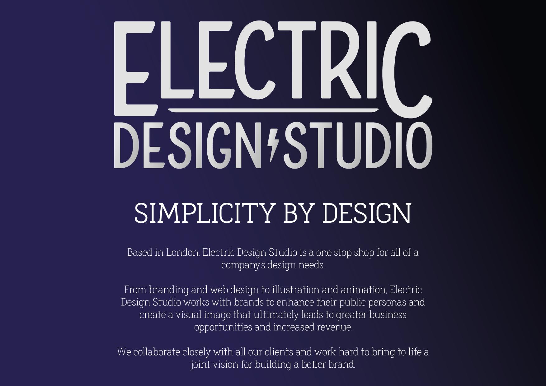Electric Design Studio LLP