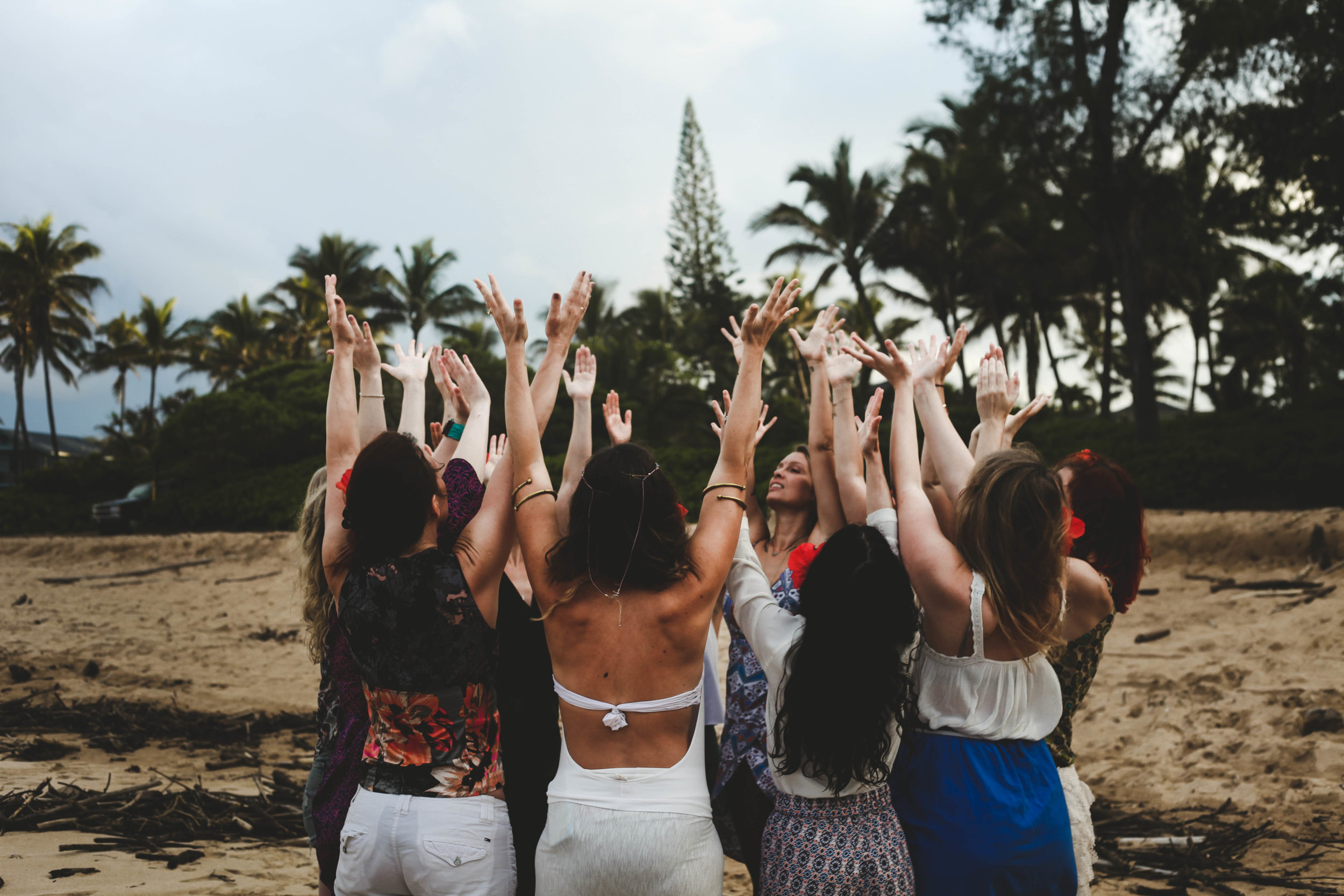Hawaii dance and yoga retreat