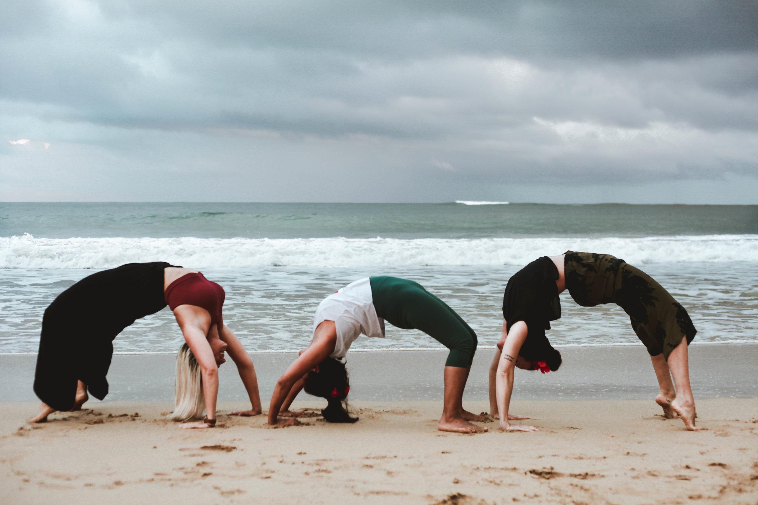 En nyckel till självläkning- Yoga -