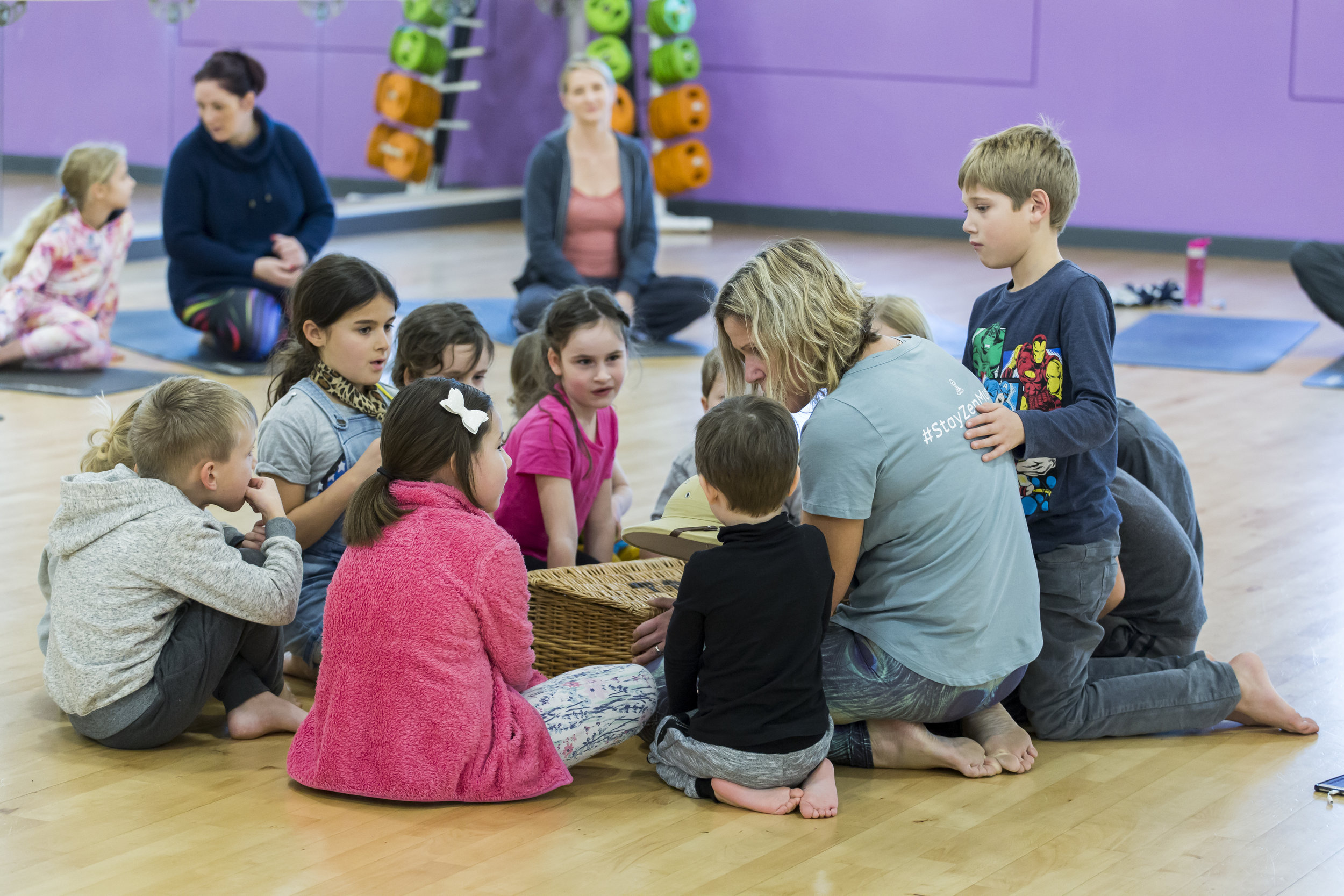 Toddler/Children's yoga teacher training - Learn to teach toddler, children's and teen yoga including the full range of yoga asanas appropriate for each child's age. Jackie will guide you on how to teach and encourage the benefits of yoga and mindfulness in a fun and engaging way.The ZenMuma Toddler/Children's Yoga course provides you with a Professional Certification in Toddler/ Children's Yoga.45-hour total, with three-day contact training. £550Learn More