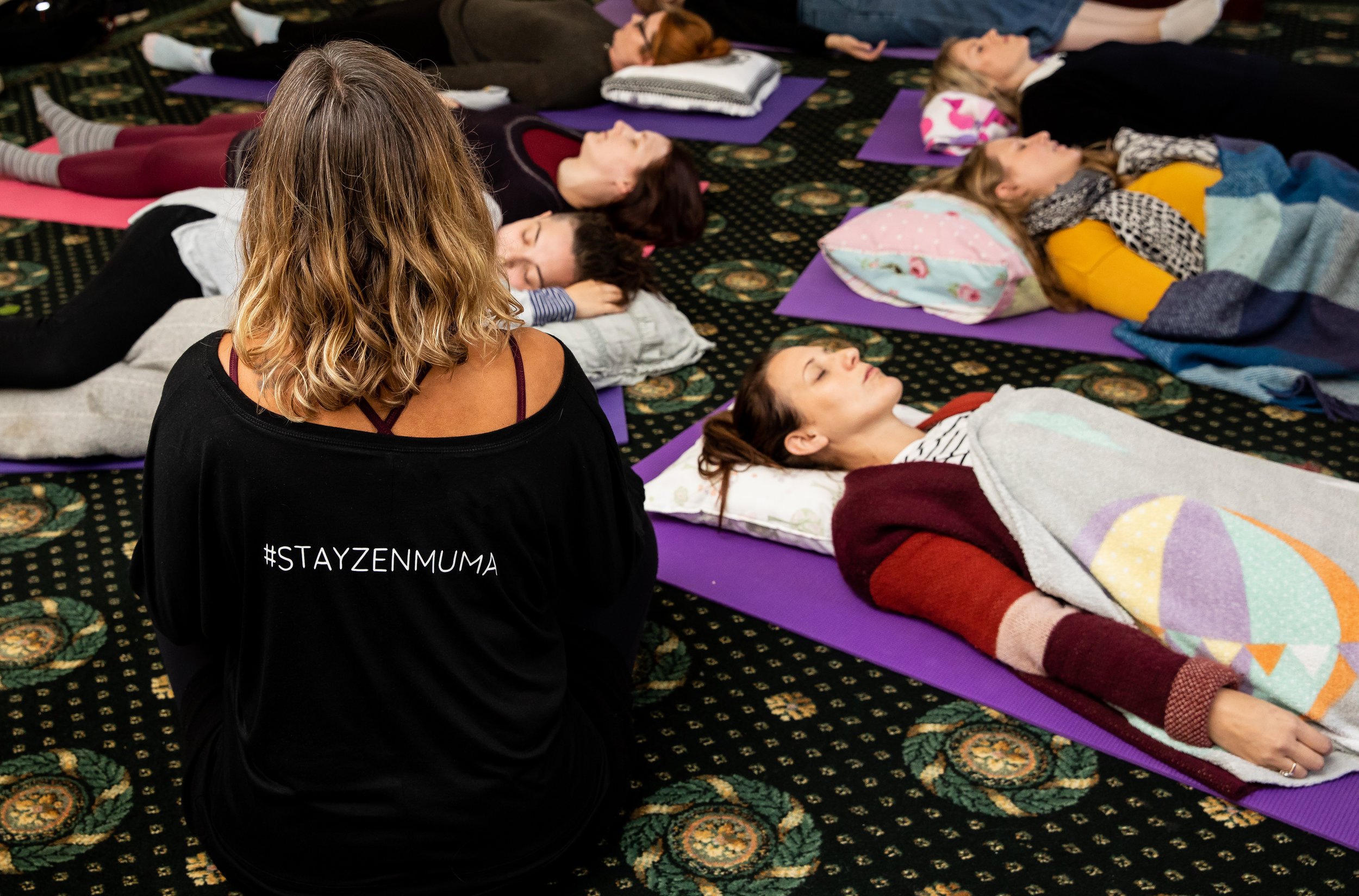 ZenMuma Complete Certification (ZCC) - This fully comprehensive and exciting training will equip you to make a beautifully rounded career for yourself as an expert in your field. Lead women, and their partners, through pregnancy, birth and baby, and child meaning you keep hold of your important community of clients you have built relationships with, all the way through Bump, Birth and Baby and Beyond. A totally rewarding and inclusive training, and a totally rewarding and inclusive career.This complete training is everything you need in order to change your career. The ZenMuma Certification provides you with a Complete Professional Certification in Hypnobirthing, Pregnancy Yoga, Baby Yoga & Massage and Post-Natal Yoga and Children's Yoga.180-hour total, twelve-day contact training. £2100Learn More.