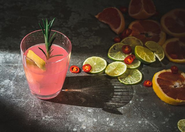 Step aside pink gin, pink tequila punch is here #staypunchy
