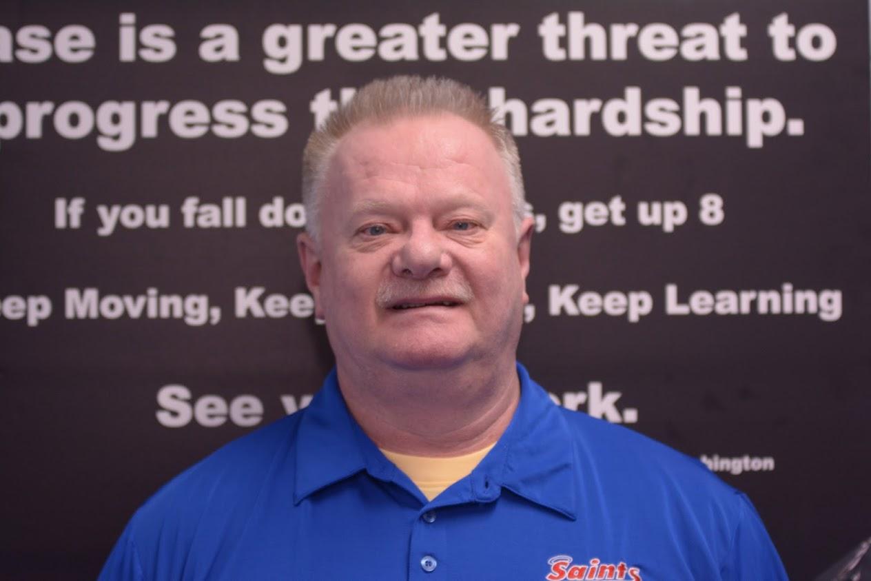 Dan Ransom Sr. - Head Coach
