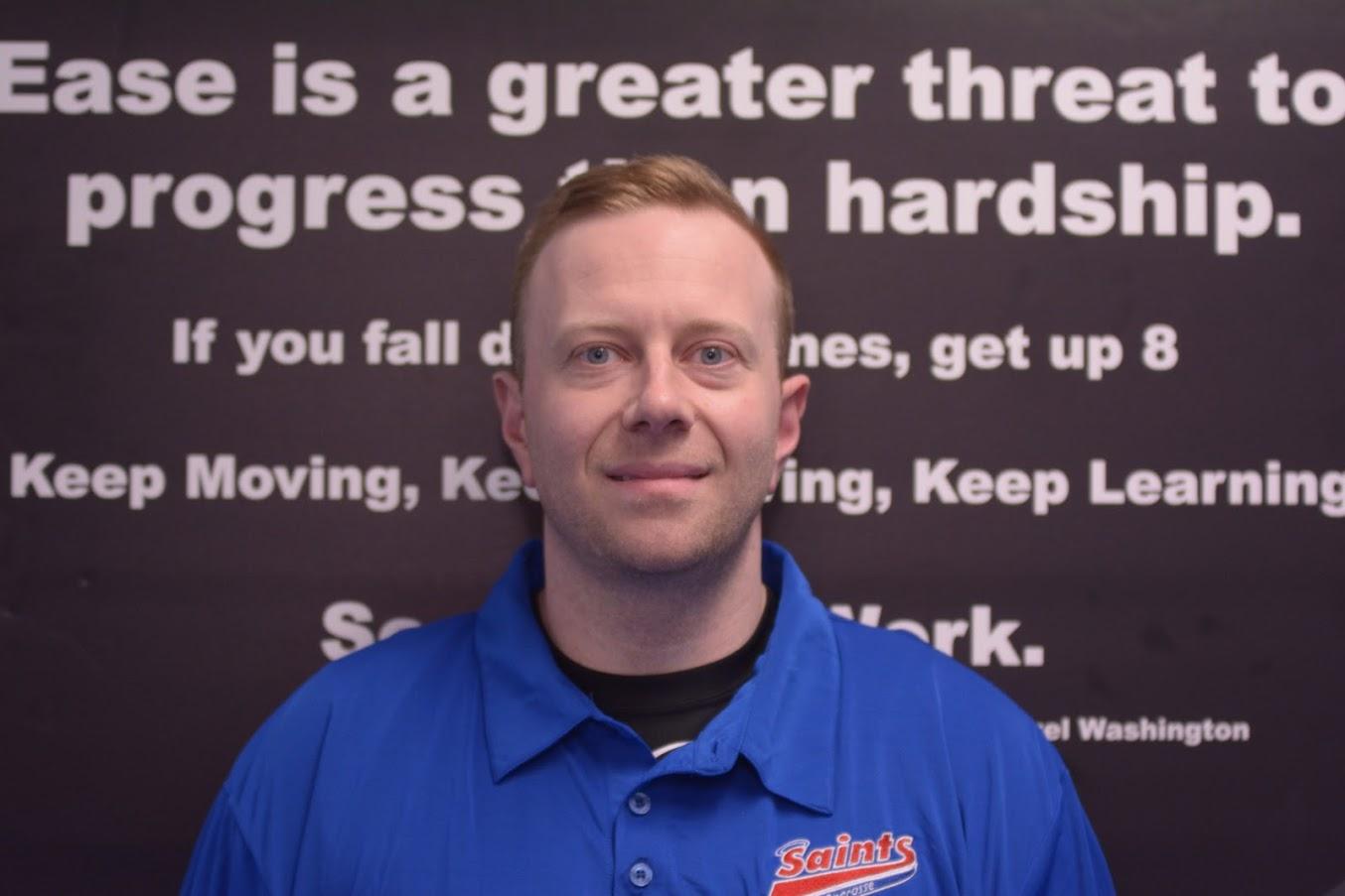 Dan Ransom Jr. - Asstistant Coach