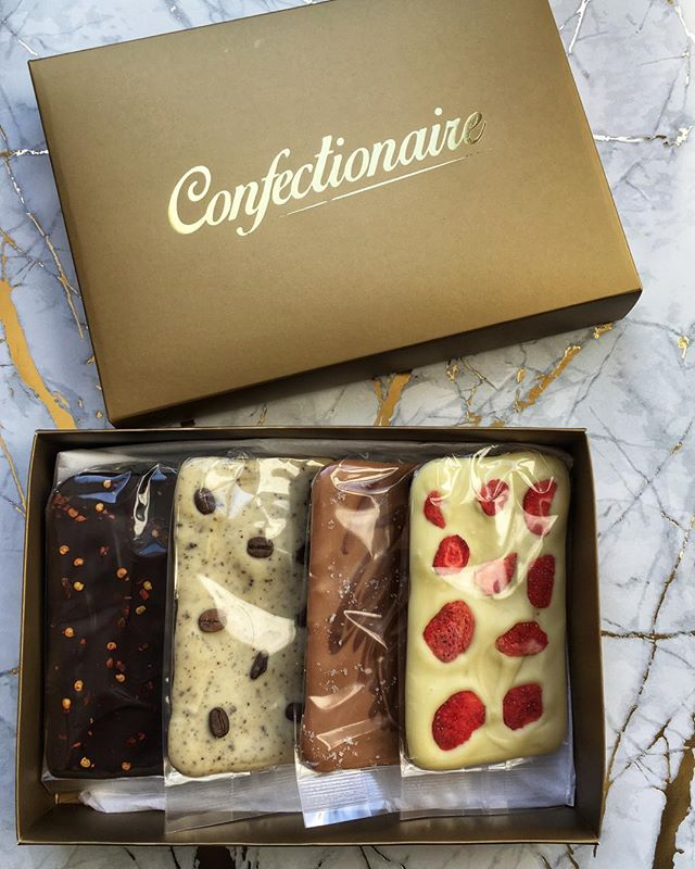 Do you manage a #hotel or own a #bandb or perhaps you run a #selfcatering property or maybe you manage several #holidayhomes - if so then why not arrange #chocolate collections from us for your #guests - You can try before you buy with our sample box! For £10 inc P&P you will get a #dark chocolate bar with #chilli a #white choc with #strawberry pieces, a #salted #caramel bar and a #cappuccino flavour bar with #coffee beans! DM us with your full name and address for the invoice or email confectionaires@confectionaire.club - If you order thereafter we will give you the £10 off!! #hospitality #holidays #easter #easterbreak #tuesday #spring #sunny #newseason