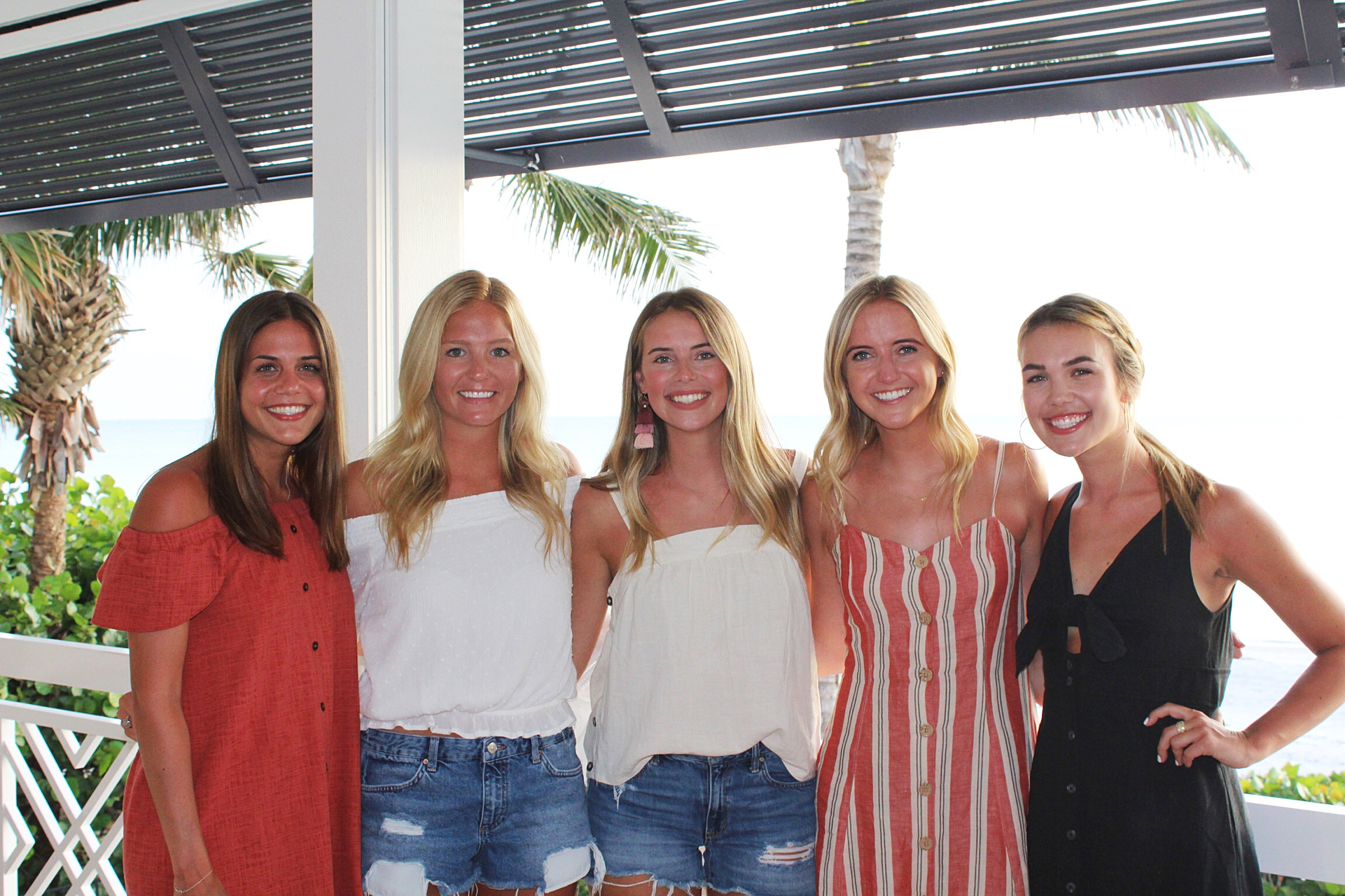 Florida with my chicks!